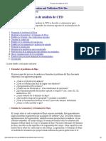 Proceso de Análisis de CFD