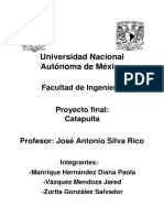 Proyecto Final Cinematica