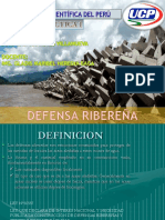 Diapositiva Defensa Ribereña