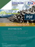 Diapositiva Defensa Ribereña