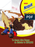 Nestlé Recetas - Nesquik.pdf