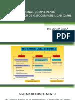 Clase 5 Cmh, Citocinas, Complemento