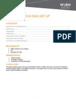 Cx Ova Gns3 Setup