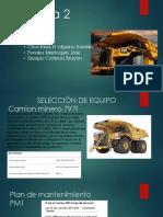 Camion Minero 797f