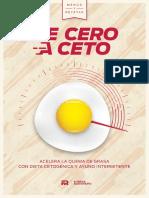 Menus y Recetas De Cero a Ceto FR