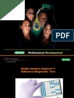 ELISA as a Diagnostic Tool Influenza