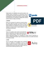 10 Programas de Antivirus