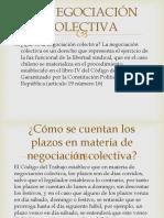 La Negociación Colectiva (1)