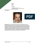 Monografía Alfonsín