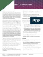 Mirantis Cloud Platform Datasheet 4