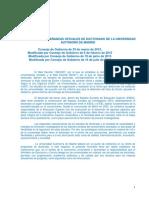 Normativa Ensenianzas Oficiales de Doctorado de La UAM Desarrollo RD 99 2011 Ultima Modificacion 16 Julio 2015