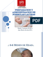 PREPARACION Y ADMINISTRACION DE FORMULAS LACTEAS UPV.pdf