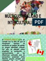 Multiculturalidad y Interculturalidad
