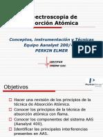 Absorcion Atomica Aa200-400