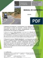 manual de carreteras