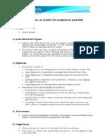 Programme Passe-Partout, un soutien à la compétence parentale (English Version)