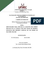 Garantía Del Debido Proceso Practica Ufhec ESTA