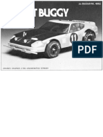 Circuit Buggy Fairlady 240z Groupner