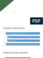 Atrial Myxoma (Tatalaksana-prognosis)