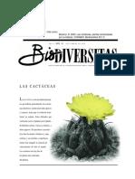 Cactaceas Extincion Becerra 2000