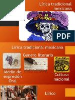Lírica Tradicional Mexicana