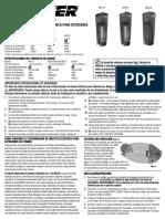 Stinger Bk110 Insect Zapper Manual