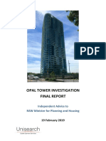 Opal Tower Investigation Final Report 2018-02-22