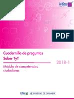 Cuadernillo de Preguntas Competencias Ciudadanas Saber Tyt 2018 1 (2)