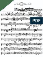 Grieg Violin Sonata 2