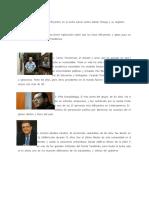 Los 10 Más Influyente en Nicaragua