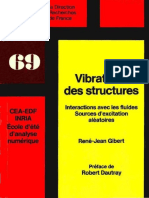 René-Jean Gibert-Vibrations des structures. Interactions avec les fluides, sources d'excitation aléatoires.pdf