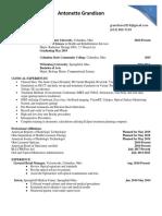 resume-2 2019