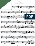 tartini violin sonata in g minor