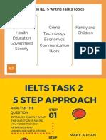 Ielts Task 2 - Writing
