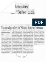 Business World, Mar. 4, 2019, Bicameral panel set for Murang Kuryente measure.pdf