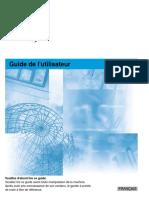 Canon Ir2016 User Manual Francais