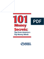 101 Money Secrets by Blue Dolphin Group