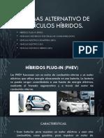 Sistemas Alternativo de Vehículos Híbridos