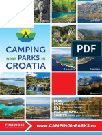 Camping in Parks Croatia - Brochure
