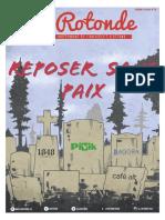 La Rotonde, édition du 4 mars 2019