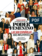 16 | Yodona | Diez arquitectas brillantes que han alcanzado la cima | Spain | Belinda Tato | pg. 12-17