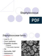 Staphylococcus Ppt