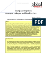 Chibba - Human Trafficking and Migration, Concepts, Linkages and New Frontiers