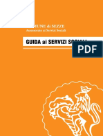 Guida ai Servizi Sociali del Comune di Sezze