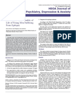Assessment of the Quality of Life of Young Men Suffering From Epilepsy