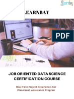 Data Science training in Bangalore-learnbay.in