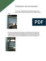 Feedend Structure Report-3