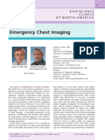 Emergency Chest Imaging