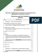 Catalogue Des Signaux Routiers