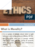 Ethics Introduction (1)